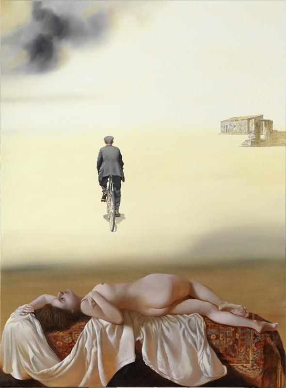 Prodigal Son Öl auf Leinwand,270cm*200cm, 2011