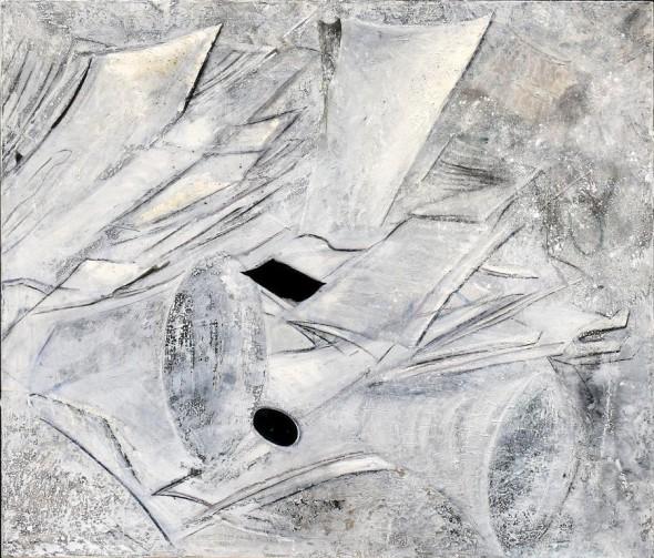 oT(2010) Öl auf Leinwand, 100 cm* 40cm