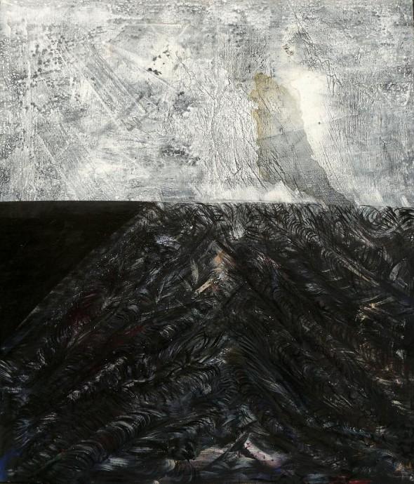 oT(2011) Öl auf Leinwand, 175 cm* 145cm