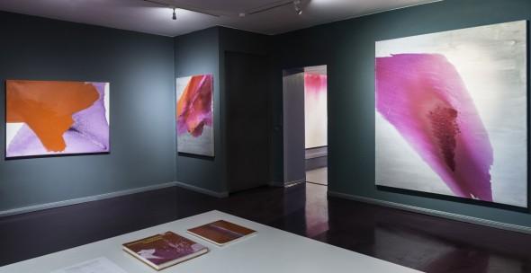 Installationview at Werkstattgalerie