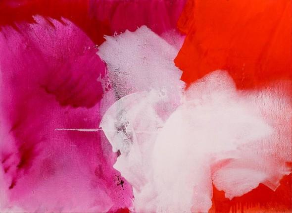 Ohne Titel Öl auf Leinwand, 165 x 195 cm, 2010