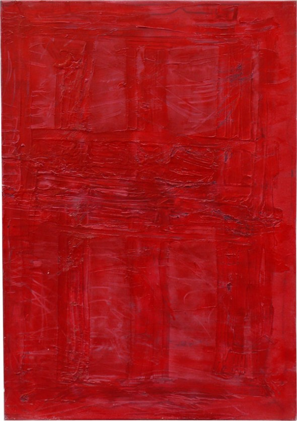 ter Hell Nr.327 Acryl auf Leinwand 100*70cm, 1981