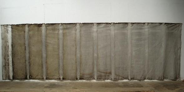 Clement Borderie Toit de Zadkine Leinwand, 700X 220cm