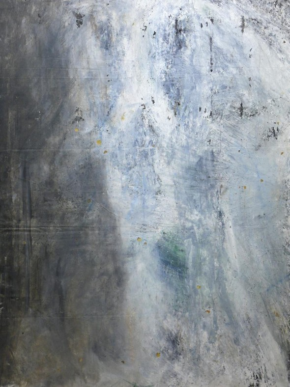 Pascual Jordan  Öl auf Leinwand, 180*120cm, 2011