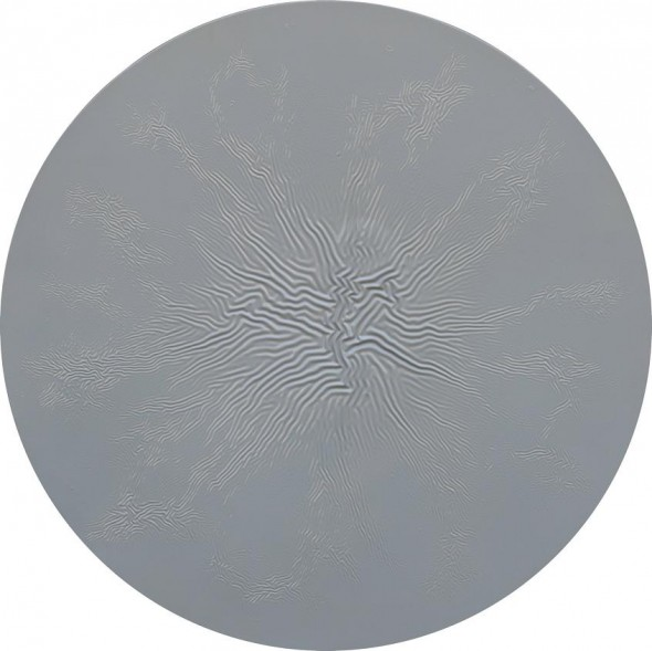 Light Grey Interconnections
