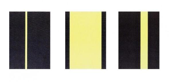 Ingeborg Lüscher Silkscreens Siebdrucke Nr.376-380, je 138x98cm, Ed. 1/20
