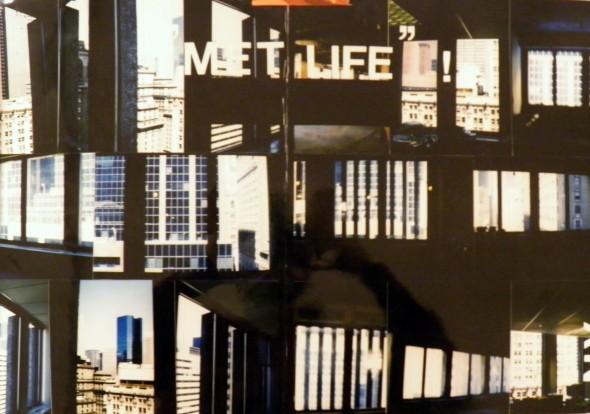 """""""MET LIFE"""" ! Kodak Professional C-Print 43 x 59,5cm num. 28/30 e.a., dat. 1996, Sig,"""