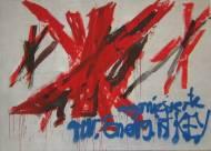 Organisierte Rev. Energie ist Key Acryl, 180cm*250cm, 2009