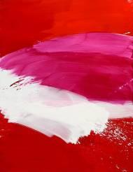 Ohne Titel Öl auf Leinwand, 125 x 100 cm, 2010