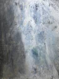 Pascual Jordan Belle Ille Öl auf Leinwand, 180*130cm, 2011