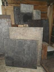 Viacelavas Jevdokimas Karmalita Wand Richtung Süden Öl, Leinwand   92x 67 cm, 2011